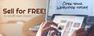 Open a Webstore Fore Free