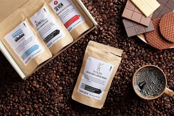 Example Recurring Box Subscription Coffee Bean Subscription