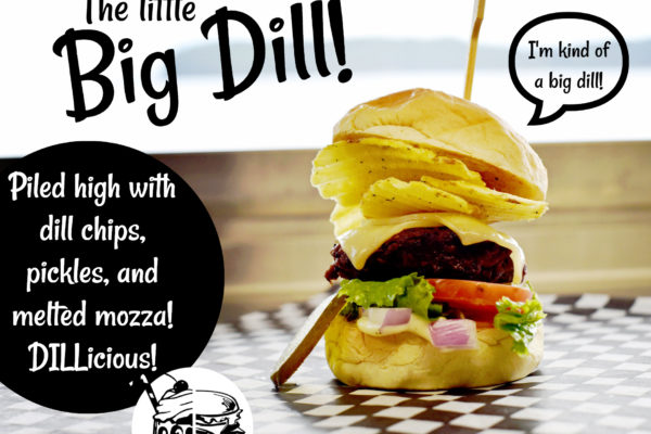 The Little Big Dill Slider