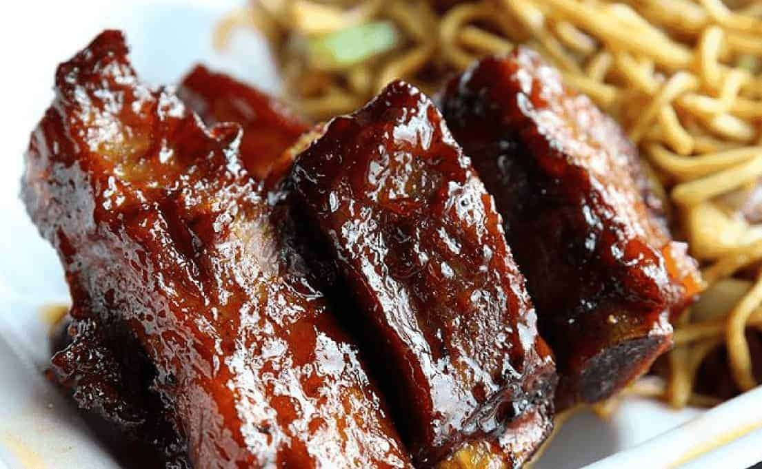 Friday Nite Ribs and Spagetti 03