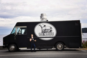 Sip and Sliders Food Truck