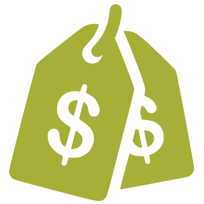 ThrivingLocally Coupons and Sales Icon