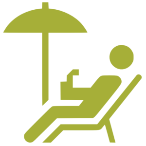 ThrivingLocally Vacation Mode Icon